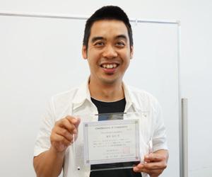 藤井さんの顔写真