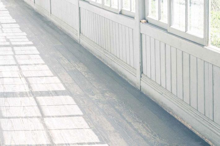 学校の廊下写真
