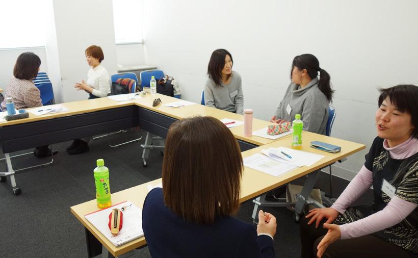 傾聴集中講座の写真