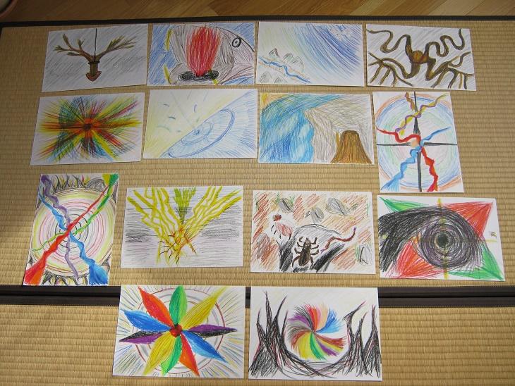 絵画療法(アートセラピー)1