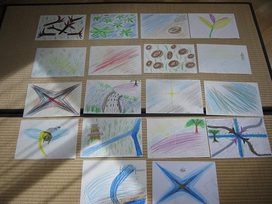 絵画療法(アートセラピー)3