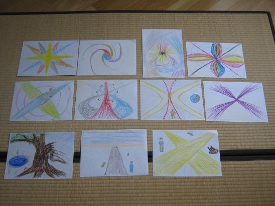 絵画療法(アートセラピー)スウェーデン2