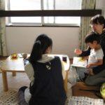 震災による岡山移住者交流会