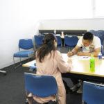 カウンセリング講座受講中の生徒写真