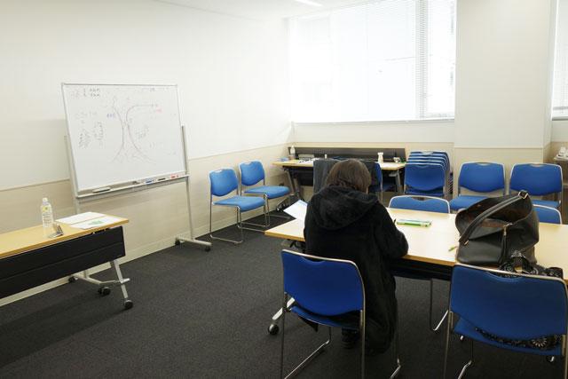 講座での教室の様子写真